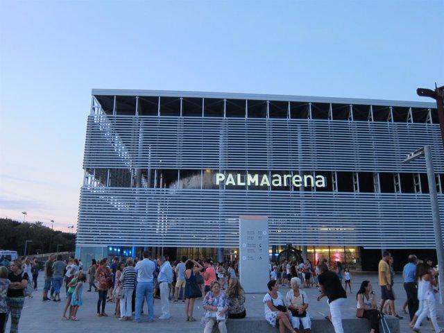 La Asamblea Balear del Deporte aprueba cinco propuestas para el cambio de nombre del Palma Arena