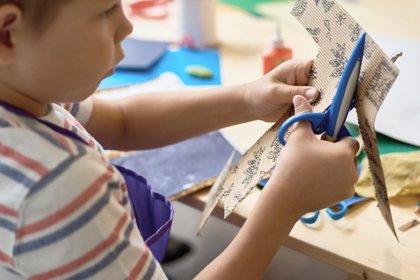 La psicomotricidad fina: el dominio infantil de las manos