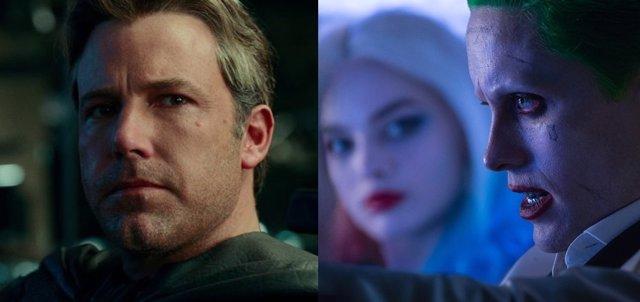 Batman, Joker y Harley Quinn