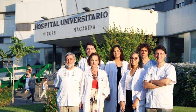 La UGC de Dermatología del Hospital Macarena de Sevilla alcanza el ...