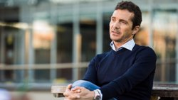 Guillermo Amor, nou responsable de Relacions Institucionals i Esportives del Barça (GERMÁN PARGA/FCB)