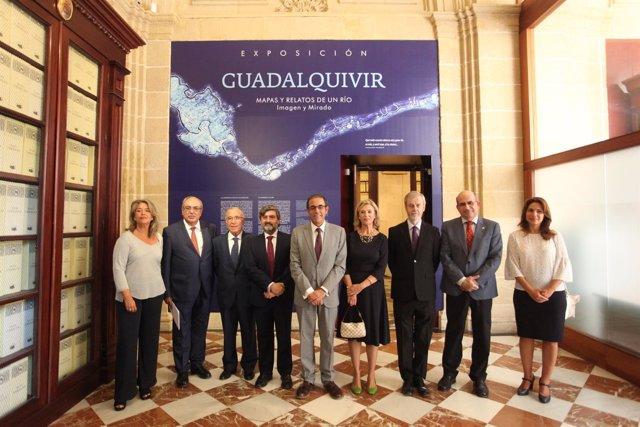 El Archivo de Indias acoge la exposición 'Guadalquivir'