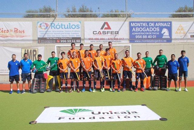 Unicaja patrocina el equipo de atletismo de San Fernando