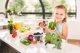 A comer verduras también se puede enseñar al cerebro