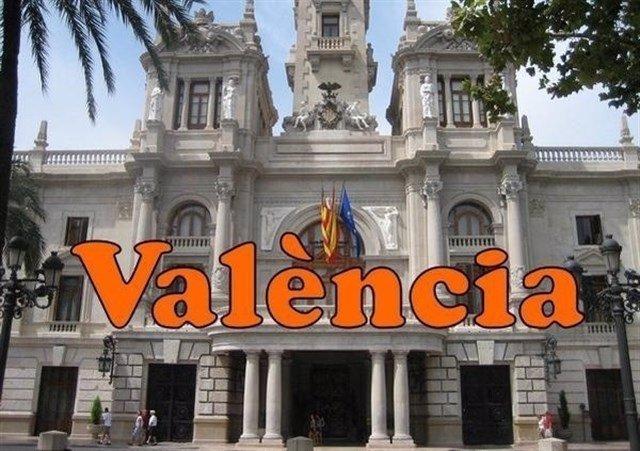 Topónimo de València en valenciano