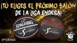 La pilota de la Lliga Endesa serà escollida pels aficionats a través de les xarxes socials (ACB)