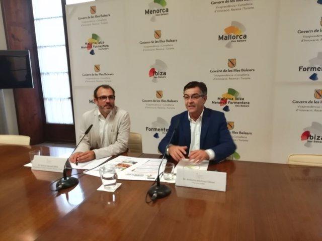 La ATB y Aviba lanzan paquetes de alojamiento y actividades para impulsar el turismo interislas en temporada baja