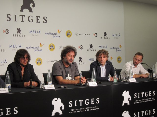 I.Herrero, I.López, J.Ulled i S.Milavic