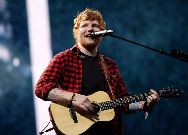 File photo dated 25/06/17 of Ed Sheeran, who is joining forces with Amnesty Inte