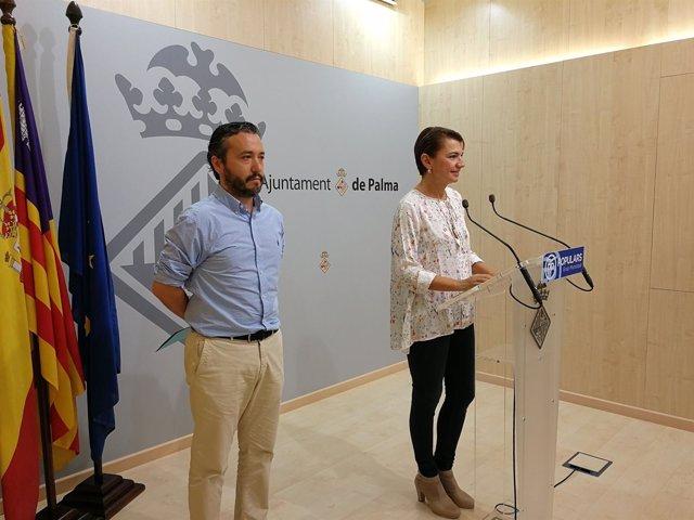 Durán califica de 'auténtica desfachadez' que Emaya destine 40.000 euros a hacer campaña en redes sociales