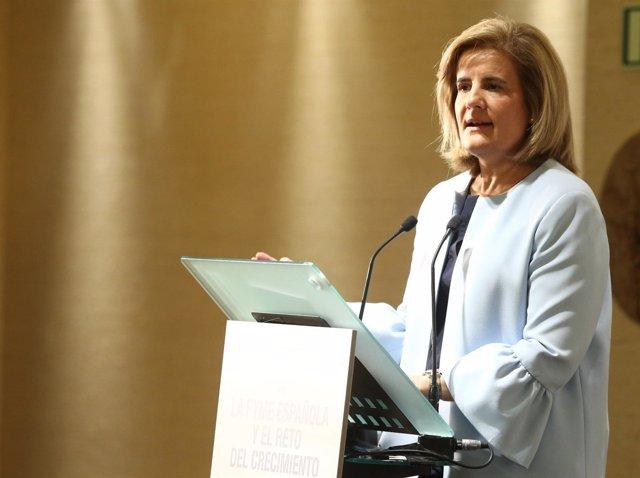 Báñez realiza la apertura del foro La pyme española y el reto del crecimiento
