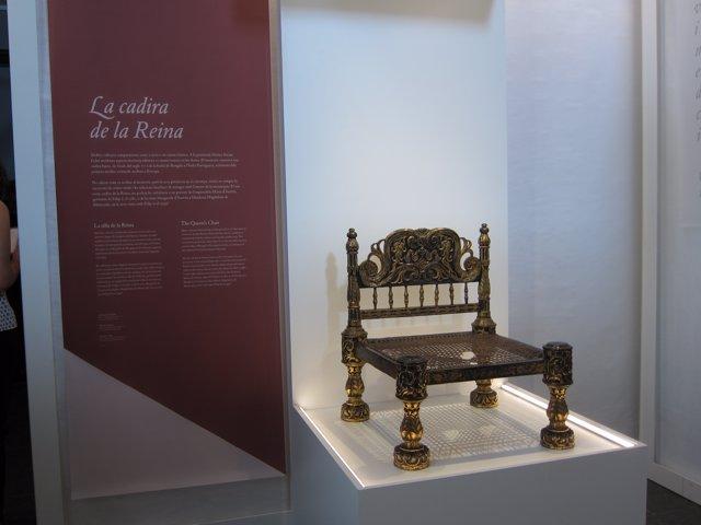La 'Cadira de la Reina'