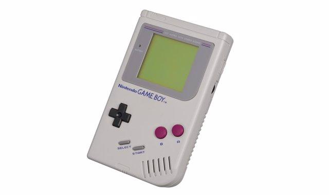 Nintendo versión mini game boy