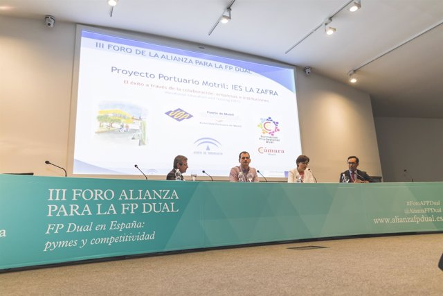 El Ciclo Sobre Transporte Y Logística Del Instituto La Zafra