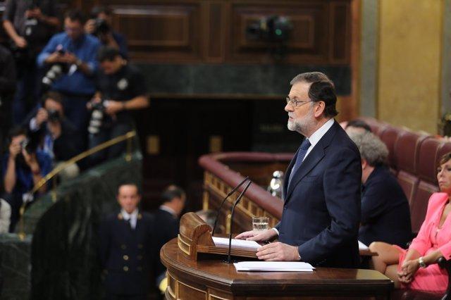 Rajoy da de plazo a Puigdemont hasta el lunes para que responda si ha declarado la independencia