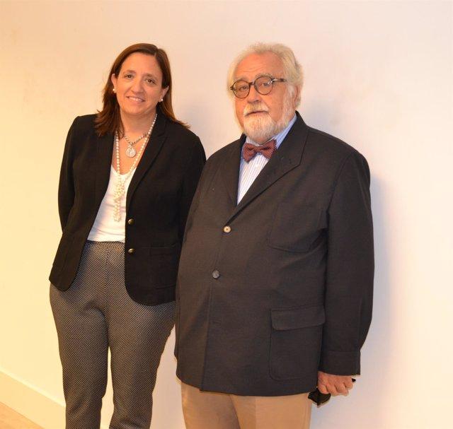 Isabel Gozalo y Teodororo González Ballesteros