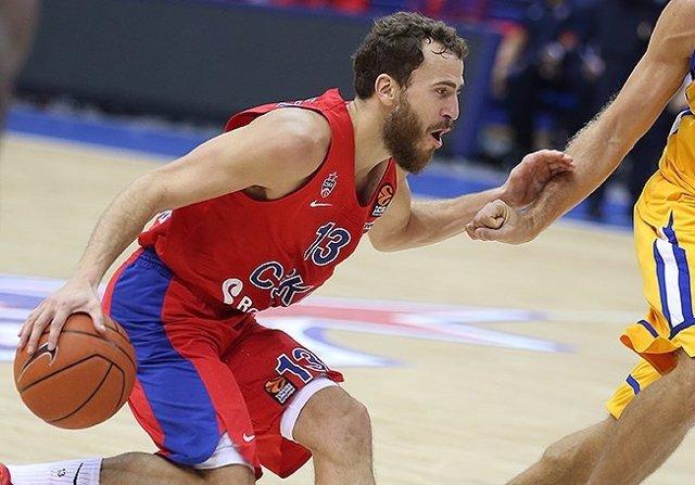 Sergio Rodríguez (CSKA Moscú)