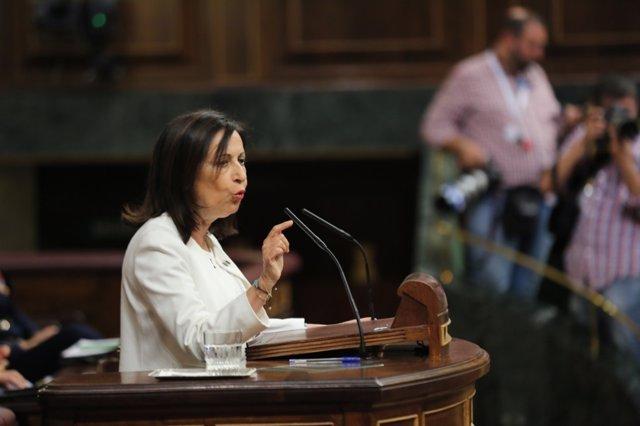 Margarita Robles al Congrés