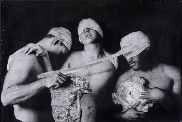 'La Perpètua Moda De la Pell' (2013) De Carlos Gómez Mojica