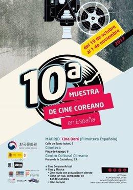 10ª Muestra De Cine Coreano En España