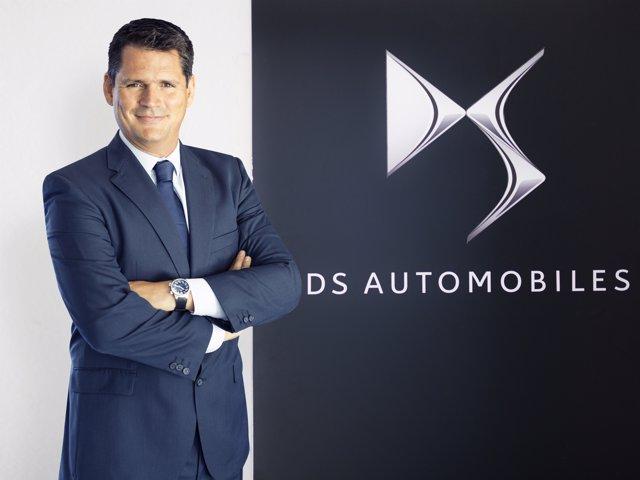 Borja Sekulits, nuevo director de Desarrollo de DS Automobiles
