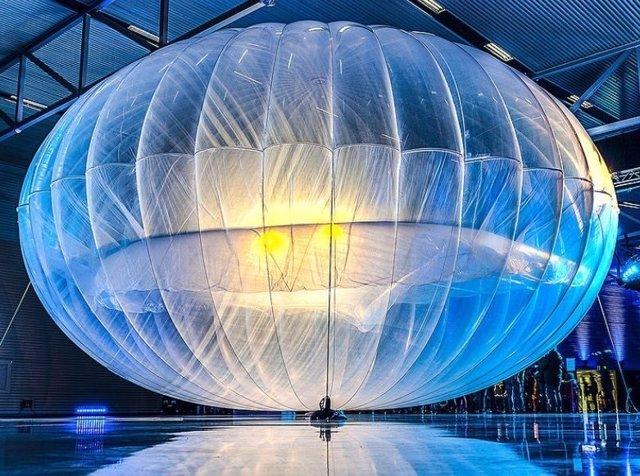 Globo de helio