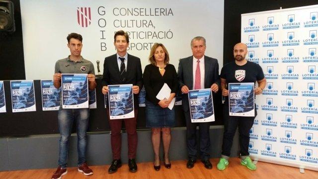 Presentado el Campeonato de España de ciclismo en pista