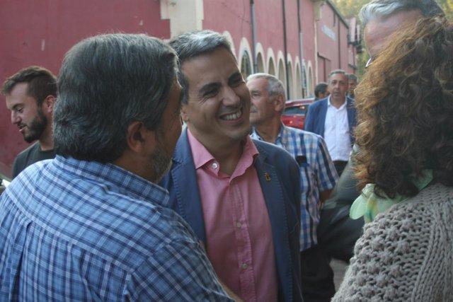Pablo Zuloaga en Torrelavega