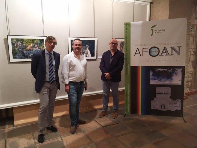 Inauguración de la muestra de Asociación de Fotógrafos de Andújar