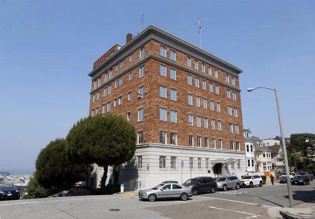 Consulado ruso en San Francisco