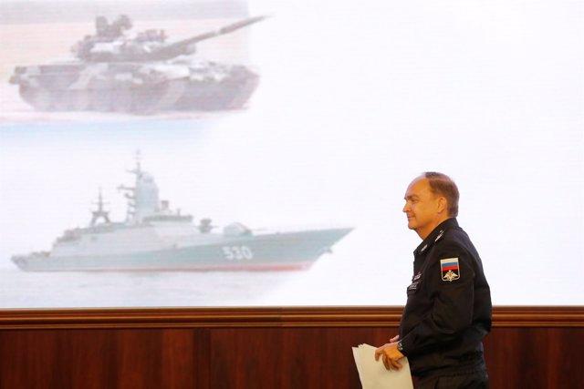 El embajador de Rusia en EEUU, Anatoli Antonov.