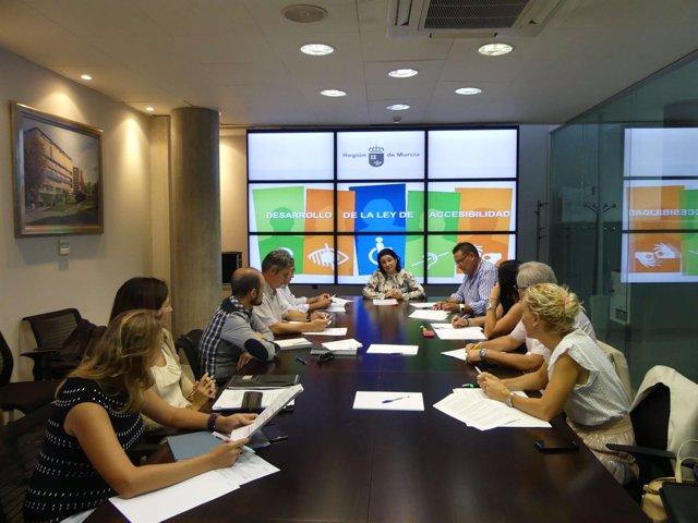 Comisión Técnica de Accesibilidad de la Región de Murcia