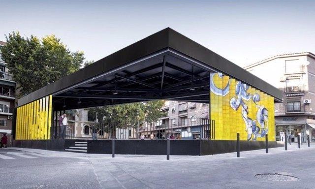 Plaza El Salvador, Talavera, premio