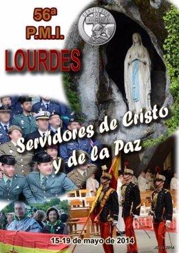 56 Peregrinación Militar A Lourdes