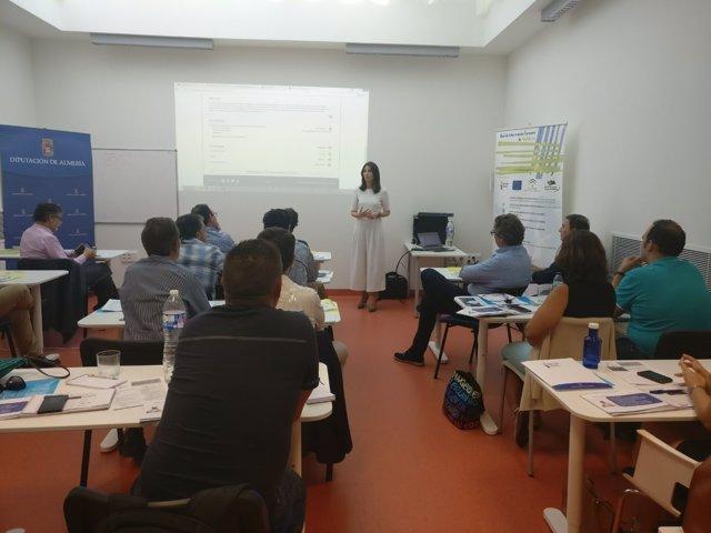 El Centro Provincial de Formación acogerá el taller sobre 'Erasmus +'.