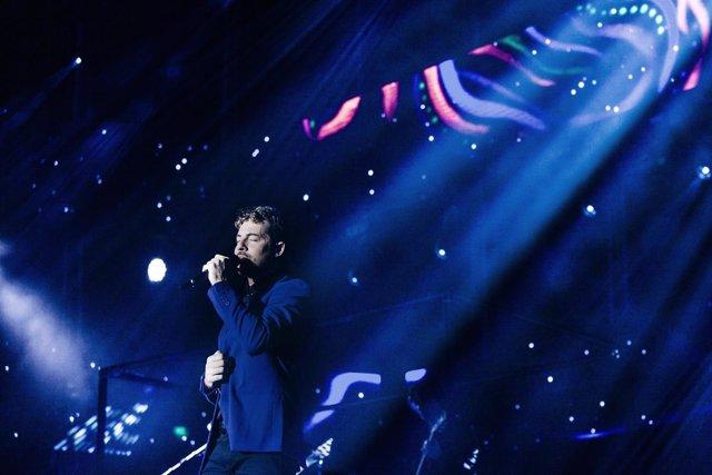 David Bisbal cerrará su gira en España con un concierto en Huércal-Overa.