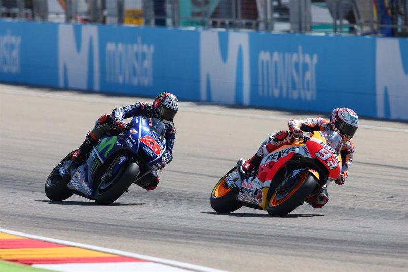 Márquez busca en casa de Honda dar un paso más hacia el título
