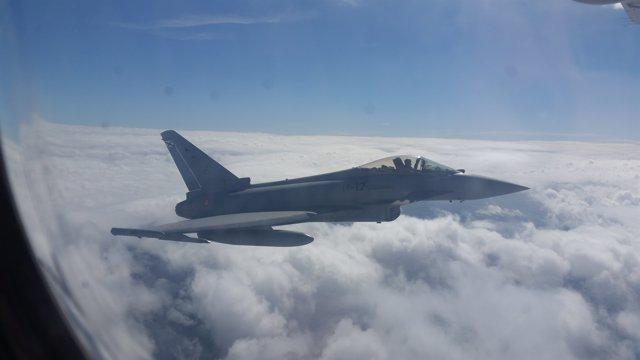 Avió de combat Eurofighter