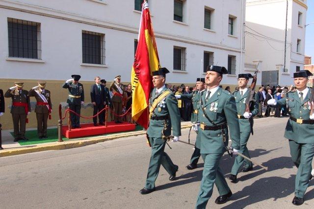 Acto por la festividad del Pilar y el día de la Hispanidad en València