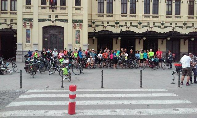 VI Marcha en Bicicleta Valencia - Cuenca