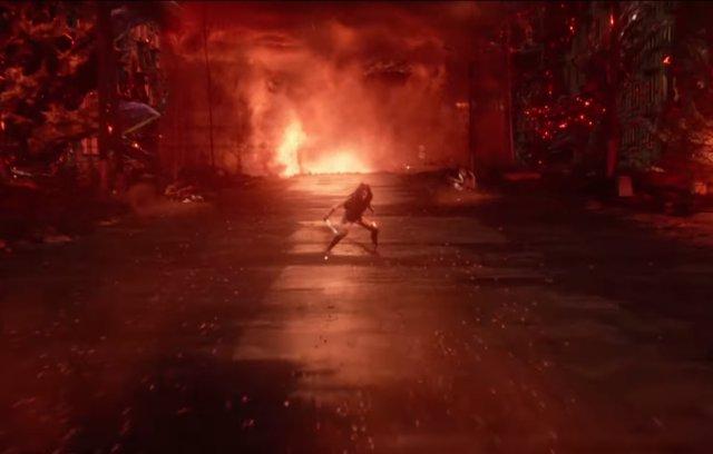 Wonder Woman -Gal Gadot- en el nuevo tráiler de la Liga de la Justicia