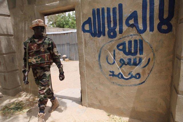 Soldado nigerino
