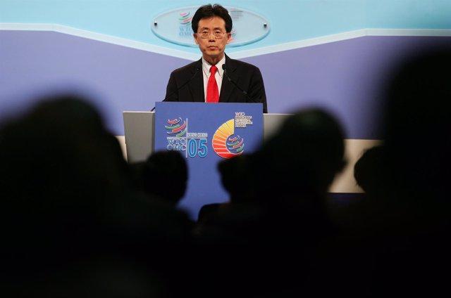 El ministro de Comercio de Corea del Sur, Kim Hyun Chong.