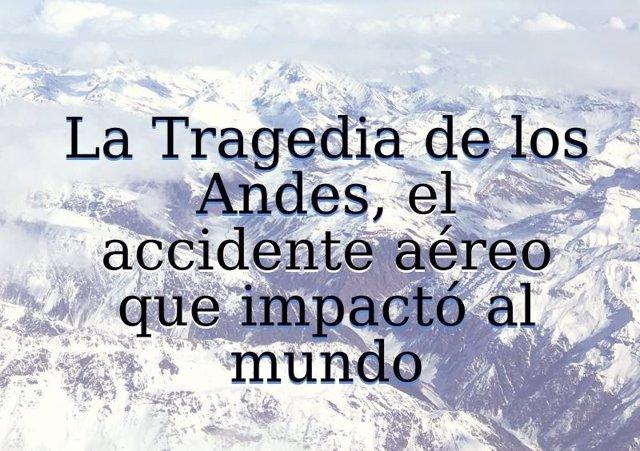 Tragedia de los Andes de 1972