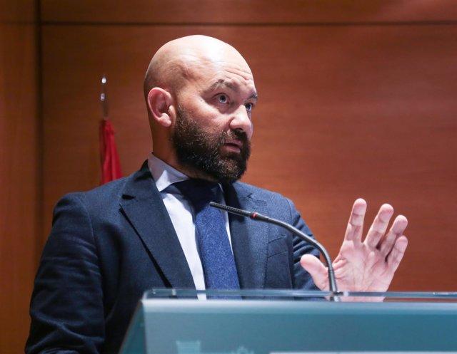 Jaime García-Legaz, presidente de CESCE