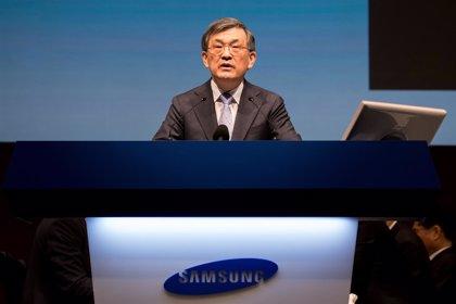 Dimite el consejero delegado de Samsung Electronics