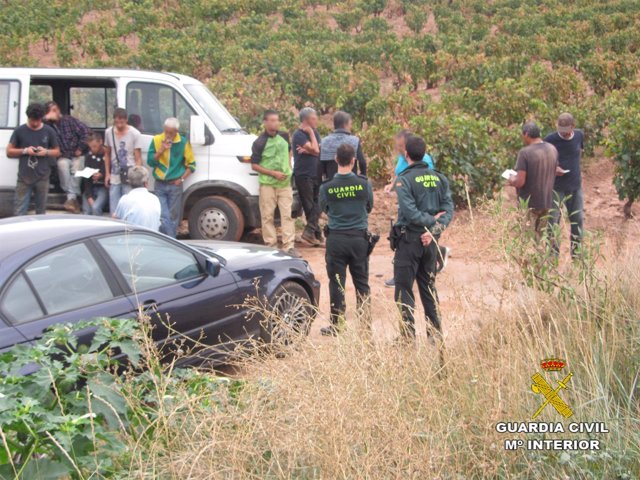 Detenidos Por Explotación Laboral En La Rioja
