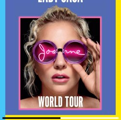 Lady Gaga reprograma al gener els concerts ajornats a Barcelona (LIVE NATION)