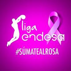 La Lliga Endesa s'uneix a la lluita contra el càncer de mama (ACB)