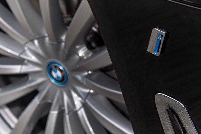 Foto recurso electrificados Grupo BMW